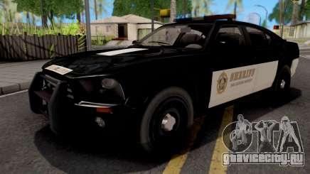 Bravado Buffalo Police Sheriff для GTA San Andreas