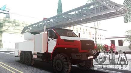 Урал NEXT Пожарный для GTA San Andreas