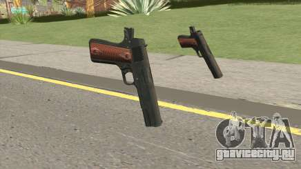 Firearms Source M1911 для GTA San Andreas