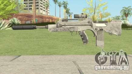 New Assault Rifle для GTA San Andreas
