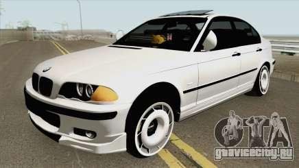 BMW 320d E46 Sedan MQ для GTA San Andreas