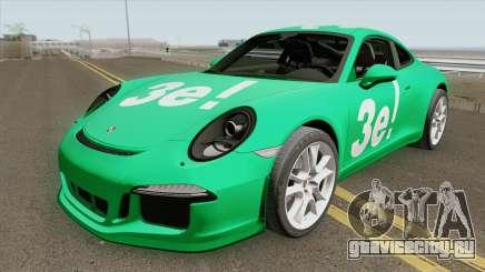 Porsche 911 R 2016 (3E Gang) для GTA San Andreas
