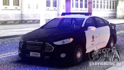 Ford Mondeo Police Interceptor для GTA San Andreas