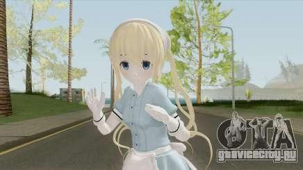 Kaho Hinata для GTA San Andreas