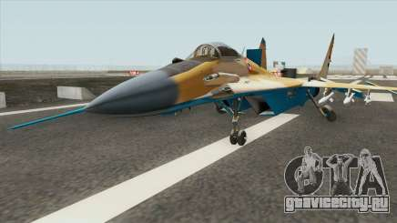 MIG-35 Egypt Air Forces для GTA San Andreas