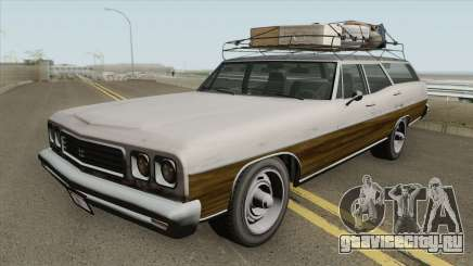 Dundreary Regina GTA V (SA Style) для GTA San Andreas