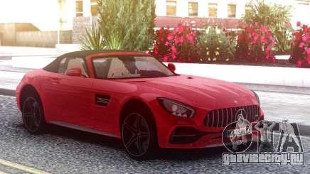 Mercedes-Benz GT-C Roadster для GTA San Andreas