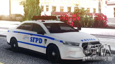 Ford Taurus Police Interceptor Engine для GTA San Andreas