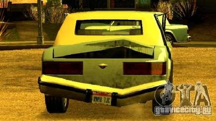 1982-1989 Гринвуд Крайслер Пятое Авеню для GTA San Andreas