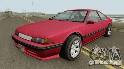 Vapid Fortune GTA IV для GTA San Andreas