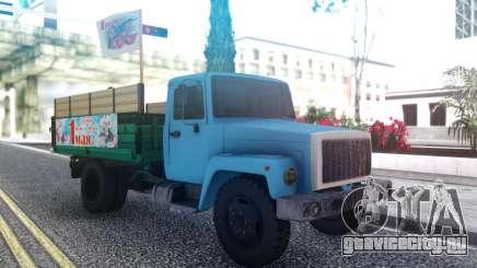 ГАЗ 3309 Первомай для GTA San Andreas