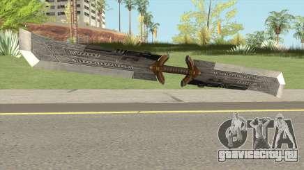 Thanos Double Edged Sword для GTA San Andreas