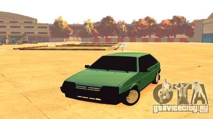 ВАЗ 2109 Сток Версия для GTA 4
