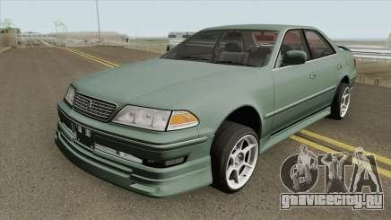 Toyota Mark II High Quality для GTA San Andreas