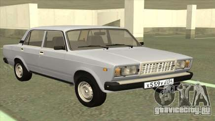 ВАЗ 2107 Сток Седан для GTA San Andreas