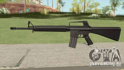Firearms Source M16A2 для GTA San Andreas