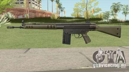 Firearms Source G3 для GTA San Andreas