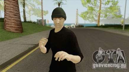 Skin Random 196 V3 (Outfit Security) для GTA San Andreas