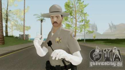 SAHP Officer Skin V5 для GTA San Andreas