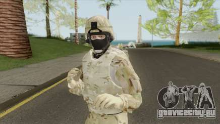 Skin Random 198 (Outfit Military) для GTA San Andreas