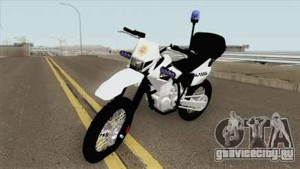 Moto Policia Argentina для GTA San Andreas