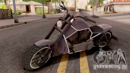 Nightblade GTA V для GTA San Andreas
