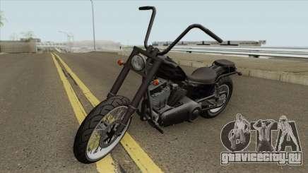 Daemon GTA IV TLaD (Metal Negro) для GTA San Andreas
