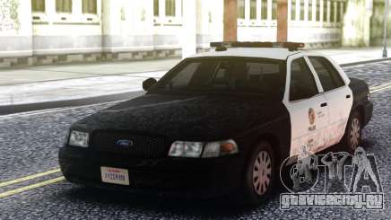 Ford Crown Victoria Police Interceptor Classic для GTA San Andreas
