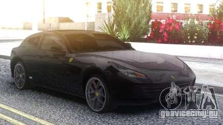 Ferrari GTC4Lusso для GTA San Andreas
