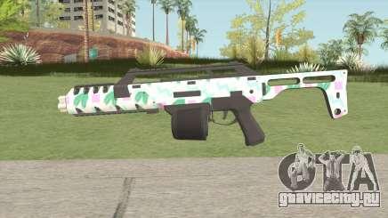 Special Carbine MK2 GTA V (Seapunk) для GTA San Andreas