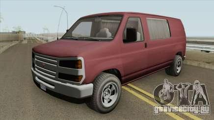 Bravado Rumpo Paradise GTA V для GTA San Andreas