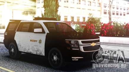 2014 Chevrolet Tahoe PPV для GTA San Andreas