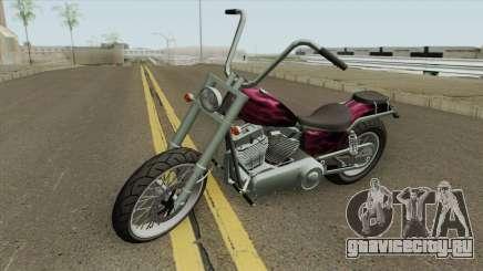 Daemon GTA IV TLaD (Metal Claro) для GTA San Andreas
