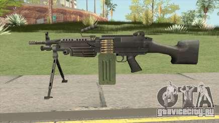Firearms Source M249 для GTA San Andreas