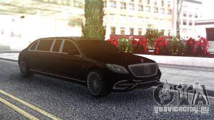Mercedes-Maybach Pullman 2017-2019 для GTA San Andreas