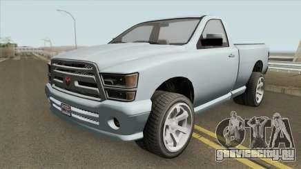 Bravado Thorogood GTA V для GTA San Andreas