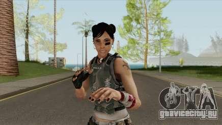 Bella Clarison для GTA San Andreas