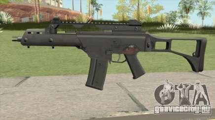 Firearm Source G36C Default для GTA San Andreas