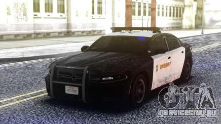 Dodge Charger 2019 Enforcer для GTA San Andreas