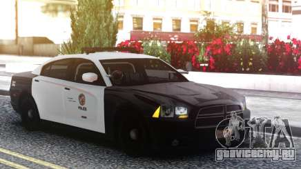 2012 Dodge Charger SRT8 Police Interceptor для GTA San Andreas