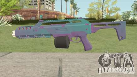 Special Carbine MK2 GTA V (Degraded Nostalgia) для GTA San Andreas