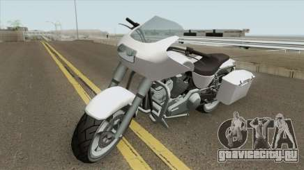 Bagger GTA V для GTA San Andreas