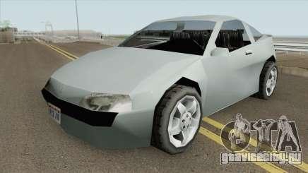 Chevrolet Tigra (SA Style) для GTA San Andreas