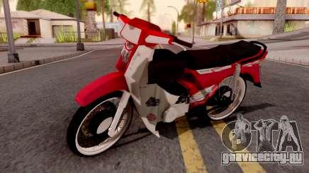 Honda EX5 для GTA San Andreas