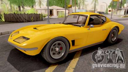 GTA V Invetero Coquette Classic Hardtop IVF для GTA San Andreas