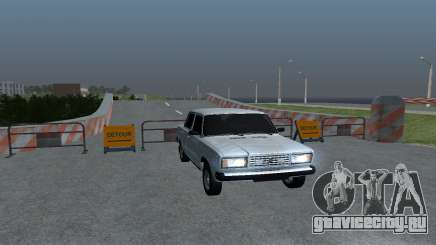 VAZ 2107 Oper Style для GTA San Andreas