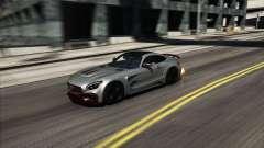 Mercedes AMG GT S Mansory для GTA 5