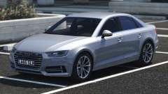 2017 Audi A4 Quattro ABT для GTA 5