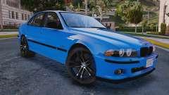 BMW M5 E39 для GTA 5
