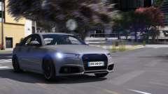 Audi A6 2015 для GTA 5